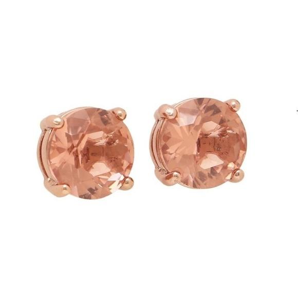 kate spade Jewelry - Kate Spade Light Peach Earrings